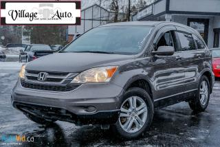 Used 2010 Honda CR-V EX for sale in Ancaster, ON