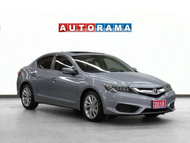 2018 Acura ILX TECH PKG NAVIGATION LEATHER SUNROOF BACKUP CAM