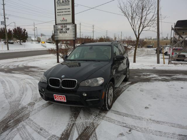 2012 BMW X5 35i,  with navigation