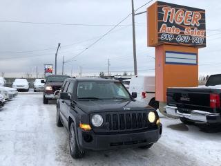 Used 2008 Jeep Patriot SPORT**4X4**ONLY 143 KMS**AS IS SPECIAL for sale in London, ON