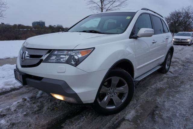 2008 Acura MDX ELITE PACKAGE / NO ACCIDENTS / IMMACULATE / LOCAL