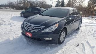 Used 2012 Hyundai Sonata SE POWER SUNROOF LOW KMS for sale in Stouffville, ON