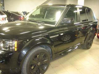 Used 2013 Land Rover Range Rover Sport HSE for sale in Markham, ON