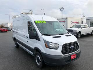 Used 2016 Ford Transit 250 3.7L V6  6 Spd Auto for sale in Langley, BC