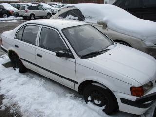 Used 1995 Toyota Tercel DX~DRIVES GOOD~AS-IS~ for sale in Toronto, ON