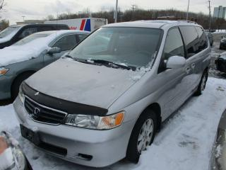 Used 2003 Honda Odyssey EX~DRIVES GOOD~AS-IS for sale in Toronto, ON