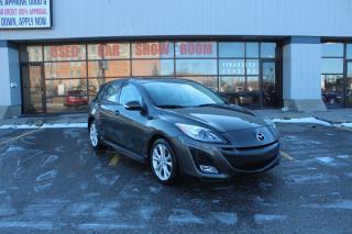 Used 2010 Mazda MAZDA3 GT for sale in Calgary, AB