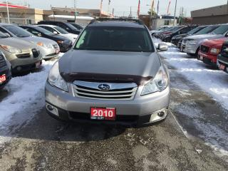 Used 2010 Subaru Outback 4 Dr Auto AWD for sale in Etobicoke, ON
