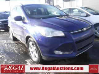 Used 2014 Ford Escape SE 4D Utility FWD for sale in Calgary, AB