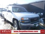 Photo of White 2005 GMC Sierra