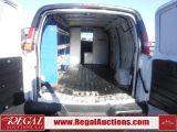 2012 GMC Savana 2500 4D Cargo VAN