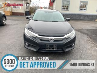 Used 2016 Honda Civic SEDAN for sale in London, ON
