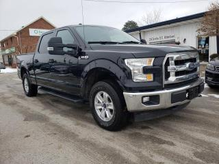 Used 2017 Ford F-150 XLT 5.0L 8CYL 6.5-FT for sale in Waterdown, ON