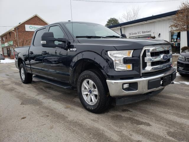 2017 Ford F-150 XLT 5.0L 8CYL 6.5-FT