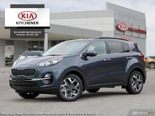 Used 2020 Kia Sportage EX AWD for sale in Kitchener, ON