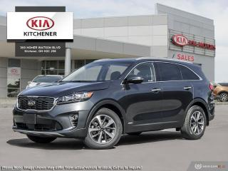 New 2020 Kia Sorento EX V6 AWD for sale in Kitchener, ON
