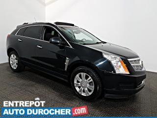 Used 2012 Cadillac SRX Luxury AWD TOIT OUVRANT - A/C - Cuir for sale in Laval, QC