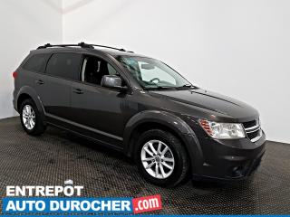 Used 2015 Dodge Journey SXT Automatique - AIR CLIMATISÉ - 7 Passagers for sale in Laval, QC