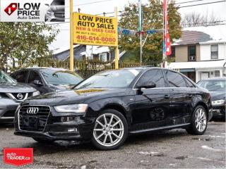 Used 2016 Audi A4 Progressive*Navi*Camera*SLine*ExtraClean* for sale in Toronto, ON