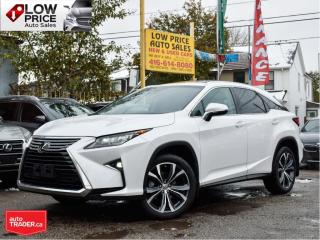 Used 2017 Lexus RX 350 AllPowerOpti*Navi*Camera*BlindSpot*HtdSeats*Warran for sale in Toronto, ON