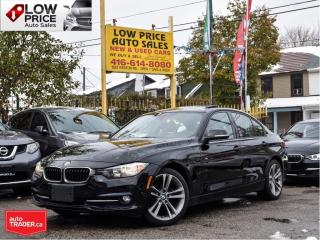 Used 2016 BMW 3 Series 320*AWD*AllPowerOpti*Navi*Camera*FullOpti* for sale in Toronto, ON