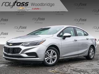Used 2016 Chevrolet Cruze LT, SUNROOF, BOSE, BACKUP CAM for sale in Woodbridge, ON