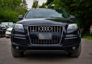 Used 2013 Audi Q7 quattro 4dr 3.0L Sport for sale in Richmond Hill, ON