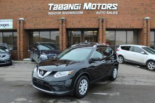 Used 2016 Nissan Rogue REAR CAM I KEYLESS ENTRY I CRUISE I POWER OPTIONS for sale in Mississauga, ON