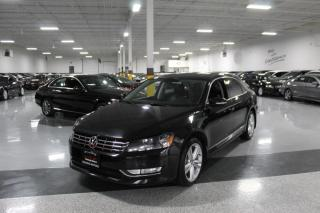 Used 2014 Volkswagen Passat TDI I NO ACCIDENTS I LEATHER I SUNROOF I KEYLESS ENTRY I BT for sale in Mississauga, ON