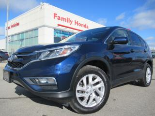 Used 2016 Honda CR-V AWD 5dr EX for sale in Brampton, ON