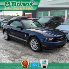 Used 2012 Ford Mustang V6 Premium w/Leather, Heated Seats for sale in Saskatoon, SK