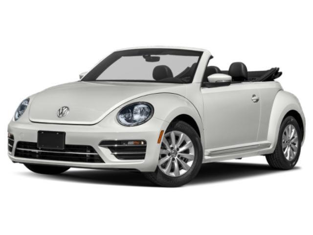 2019 Volkswagen Beetle Convertible Dune