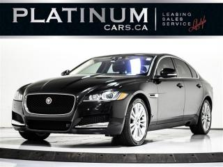 Used 2018 Jaguar XF 20d Prestige, AWD, NAVI, CAMERA, Sunroof for sale in Toronto, ON