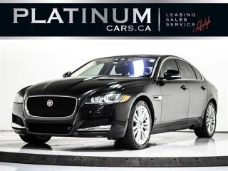 Used 2018 Jaguar XF 20d Prestige, AWD, NAVI, CAMERA, Sunroof for sale in Toronto, ON
