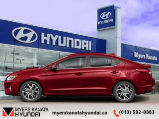Used 2020 Hyundai Elantra Ultimate  - $167 B/W for sale in Kanata, ON