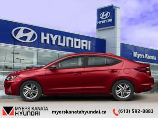 Used 2020 Hyundai Elantra Preferred IVT  - $127 B/W for sale in Kanata, ON