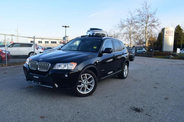 2014 BMW X3 xDrive28i PL/PW/AC/AUTO/LEATHER/ROO