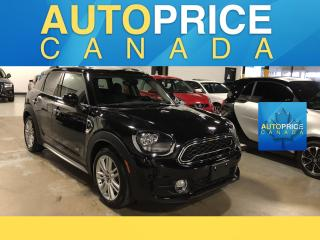 Used 2019 MINI Cooper Countryman Cooper S AWD|PANOROOF|LEATHER for sale in Mississauga, ON