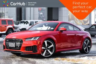 Used 2019 Audi TTS Coupe Quattro|Navigation_Pkgs|Front_S_Sport_Seats|Bang&Olufsen_Sound| for sale in Thornhill, ON