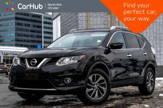 Used 2015 Nissan Rogue SL AWD|Pano_Sunroof|Bose_Sound|Nav|Keyless_Go|Heated_Front_Seats| for sale in Thornhill, ON