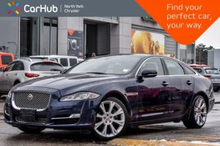 Used 2017 Jaguar XJ Portfolio|AWD|Pano.Sunroof|Nav|Meridian|Bluetooth|Backup.Cam|HeatSeats for sale in Thornhill, ON