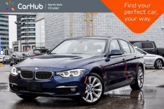 Used 2016 BMW 3 Series 328i xDrive|Luxury.Line.Light.Pkgs|Sunroof|Backup.Cam|Heat.Frnt.Seat| for sale in Thornhill, ON
