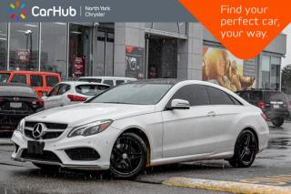 Used 2014 Mercedes-Benz E-Class E 350|H/K_Sound|Nav|PanoSunroof|DriveAssis|SiriusXM|Bluetooth for sale in Thornhill, ON