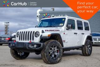 New 2020 Jeep Wrangler Unlimited New Car Rubicon 4x4|Dual Top|Navi|Bluetooth|Backup Cam|R-Start|Blind Spot|Leather|17