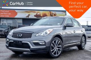 Used 2016 Infiniti QX50 AWD|Navi|Sunroof|Backup Cam|Bluetooth|Leather|Heated Front Seats|Push Start|18