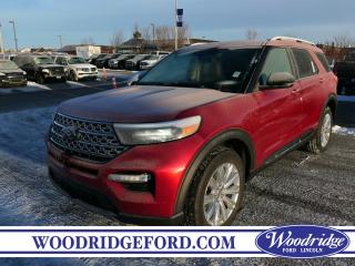 New 2020 Ford Explorer LIMITED for sale in Calgary, AB