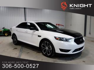 Used 2017 Ford Taurus SHO for sale in Moose Jaw, SK
