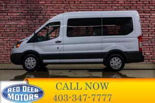 Used 2018 Ford Transit 150 XLT Med Roof 10 Passenger for sale in Red Deer, AB