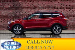 Used 2017 Ford Escape AWD SE Roof Nav BCam for sale in Red Deer, AB