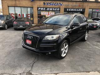 Used 2011 Audi Q7 quattro 4dr 3.0L Sport for sale in North York, ON